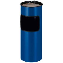 As-papierbak blauw - 30 liter