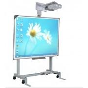 Digibord multitouch whiteboard 80 inch verrijdbaar/verstelbaar