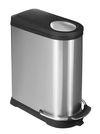 Viva Recycing bin, EKO mat RVS - 1 x 16 en 1 x 20 liter