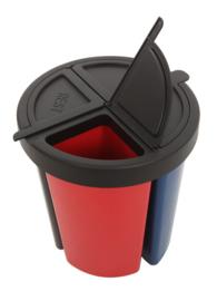 Eco Bin recycling set - 1 x 7,5 en 2 x 3.75 liter