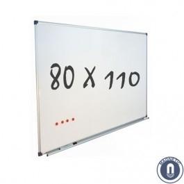 Whiteboard 800x1100mm magnetisch