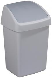 Afvalbak met swingdeksel 10 tot 20 liter