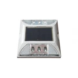 Wegdekreflector LED zonne-energie aluminium