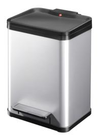 Oko Duo Plus, Hailo zilver/zwart - 2 x 9 liter