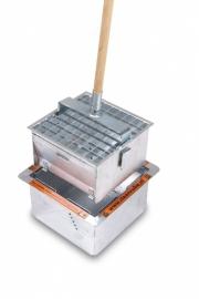 Vork leegsysteem los Clean Cube
