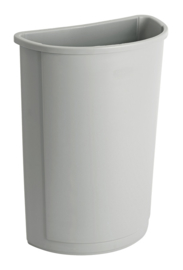 Halfronde container, Rubbermaid - 79,5 liter