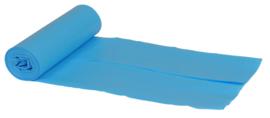 Afvalzakken 55x80x0.032 Saekko Boy blauw HDK ( 320 stuks )