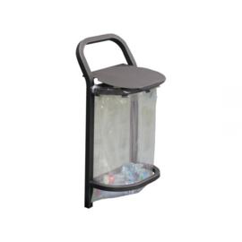 Afvalbak Conviviale (open) staal - 50 liter