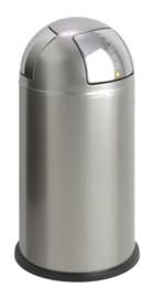 Push Two, Wesco zilver - 2 x 25 liter