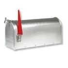U.S. Mailbox 170x480x220mm aluminium