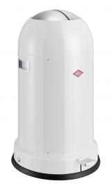 Kickmaster Classic Line Soft, Wesco wit - 33 liter