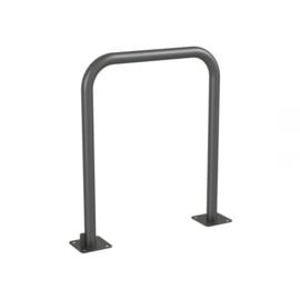 fietshoepel op voetplaat