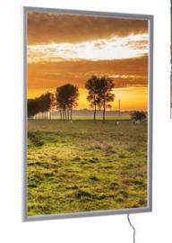 LED kliklijst lichtframe EcoMax 25mm enkelzijdig