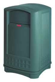 Landmark container, Rubbermaid groen - 189 liter
