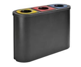 Triomf zwart - 3 x 45 liter