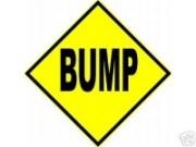 bump vierkant 400mm DOR