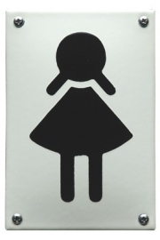 Emaille toiletbord-01 80x120mm