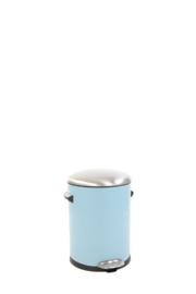 Pedaalemmer Belle Deluxe EKO lichtblauw - 3 liter