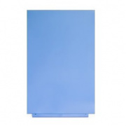 Skin whiteboard 750x1150mm blauw
