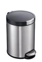 Artistic pedaalemmer, EKO mat RVS - 5 liter