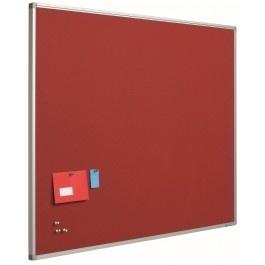 Prikborden rood