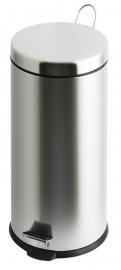 Pedaalemmer RVS - 30 liter