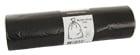 Containerzakken 50/20x125x0.012 V-part zwart HDK ( 240 stuks )