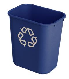 Open afvalbak 20 tot 30 liter
