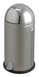 Kickboy, Wesco neusilber - 40 liter