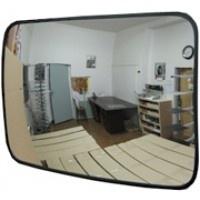 Convex binnenspiegel 600x400mm