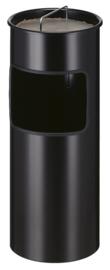 As-papierbak zwart - 30 liter