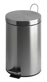 Pedaalemmer RVS - 20 liter