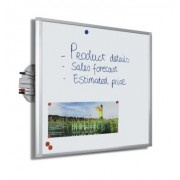 Legamaster - Dynamic whiteboard 900x1800mm emaille
