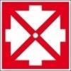 Brandbeveiligingsbord  verzamelplaats voor interventie teams
