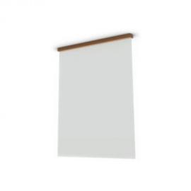 Beschermingspaneel Balie Hangend 80 x 100 cm
