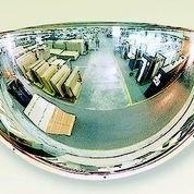 Panoramische binnenspiegels