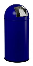 Pushcan blauw, EKO - 40 liter