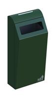Afvalbak BINsystem groen - 50 liter