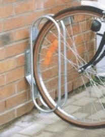 fietsparkeerbeugel muurbevestiging