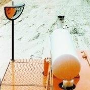 Bouwmachinespiegel Vumax 418 P.A.S. 440x75x220mm