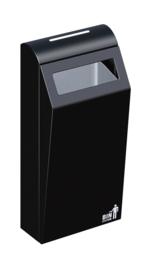Afvalbak BINsystem zwart - 50 liter