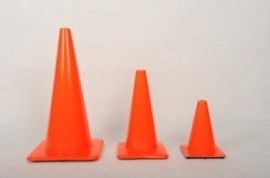 afzetkegel oranje h=300mm