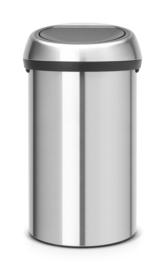 Touch Bin, Brabantia mat RVS - 60 liter