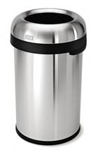 Open afvalbak 80 tot 90 liter