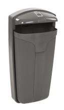 Afvalbak Cibeles - 50 liter