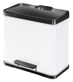 Oko Duo Plus, Hailo wit/zwart - 1 x 17 en 1 x 9 liter