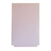 Skin whiteboard 750x1150mm roze