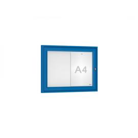 vitrine Tradition vleugeldeur 550x400x30mm