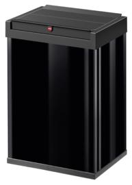 Big Box Swing zwart, Hailo - 35 liter