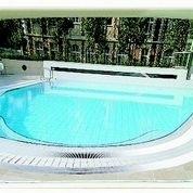 Zwembad spiegel buitenbad P.A.S. 1000x800mm